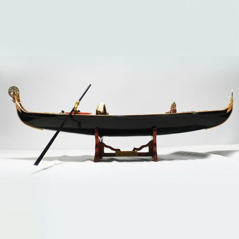 Venetianische Gondel Modell