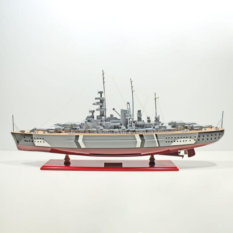 Bismarck Kriegsschiffmodell