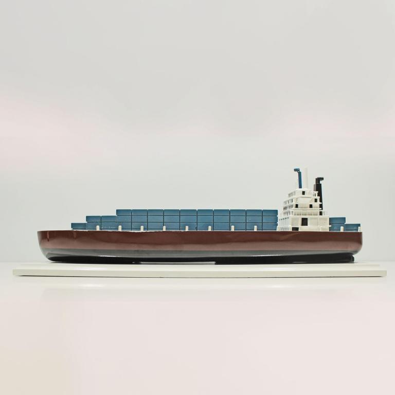 Container Schiff Schiffsmodell