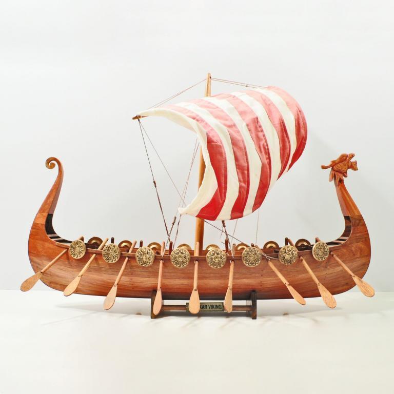 Drakkar Viking Schiffsmodell