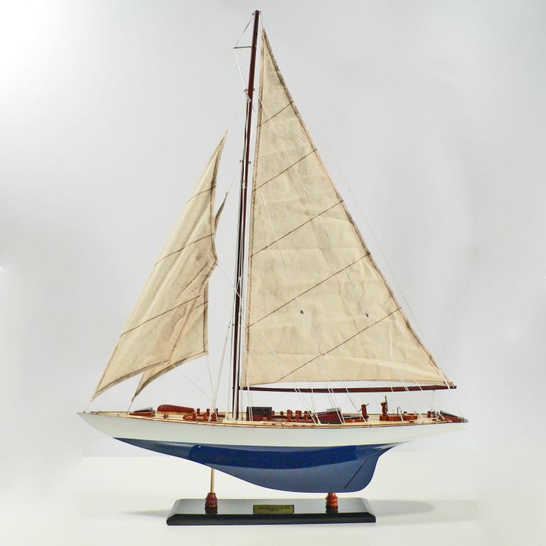 Endeavour Schiffsmodell