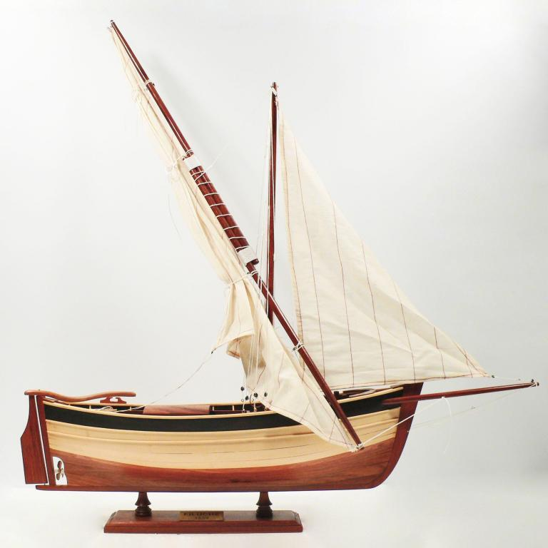 Filuche Segelschiffmodell
