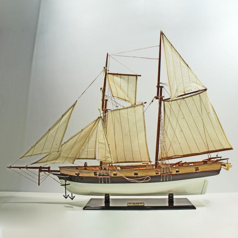 Lynx Schiffsmodell