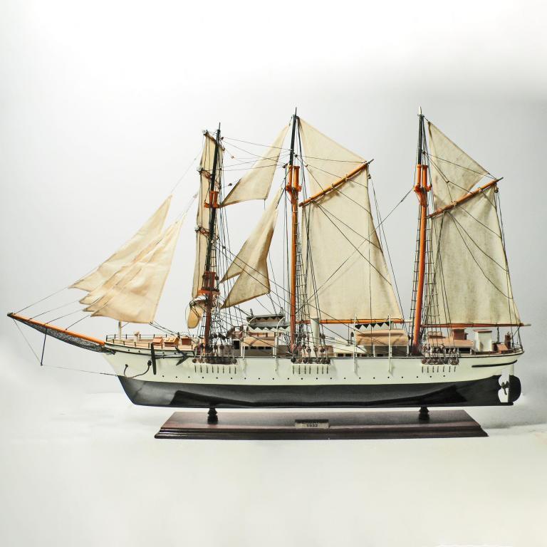 Mercator Schiffsmodell