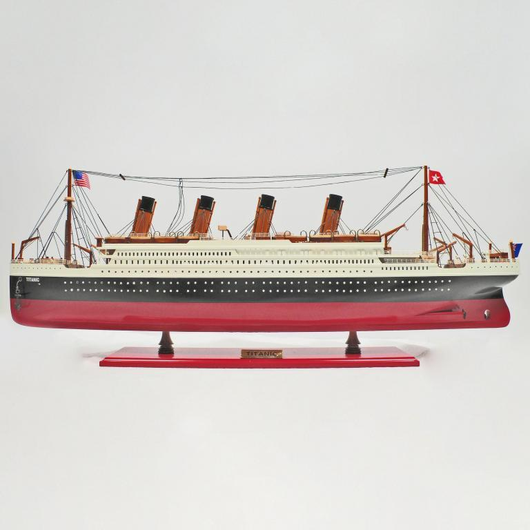 Titanic Schiffsmodell