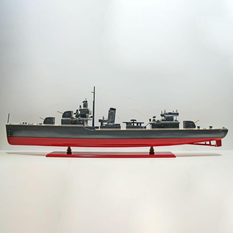 USS Sims Schiffsmodell