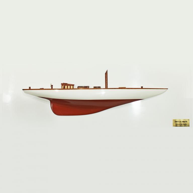 Halbmodell W Shamrock L90 – X