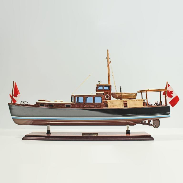 Dolphin Schiffsmodell